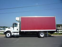 100 20 Ft Truck USED 05 FT MORGAN REEFER BODY FOR SALE IN IN NEW JERSEY 11479
