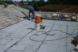 roofer mike says miami roofing typical flat roof in miami fl
