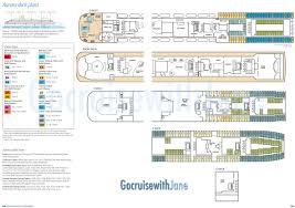 Norwegian Dawn Deck Plans Pdf by P U0026o Cruises 2012 2013 Deck Plans