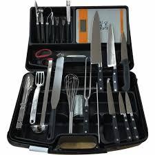 coutellerie cuisine mallette couteaux et ustensiles cuisine eurolam