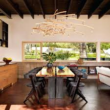 Funky Light Fixtures 8 Lighting Ideas For Above Your Dining Table Sculptural Using Cool