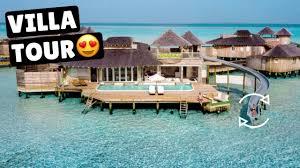 100 Five Star Resorts In Maldives MALDIVES MOST LUXURIOUS RESORT Soneva Jani Overwater Villa