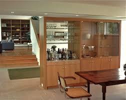Modern Minimalist Room Divider Bookcase