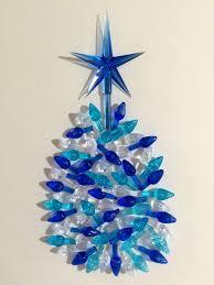 Fibre Optic Christmas Trees Ebay by Christmas Ceramic Christmas Tree With Lights Ceramic Christmas