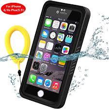 Amazon Temdan iPhone 6s plus 6 plus Waterproof Case with