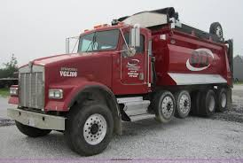 1997 Kenworth W900 Dump Truck   Item 3879   SOLD! June 16 Co... Kenworth W900 Triaxle Dump Dipaolo Trucking Chris Flickr 2016 Truck 2008 Quad Axle For Sale By Online Auction 1984 Dump Truck Item Dd9361 Sold May 25 C Lot 1981 Kenworth 10 Yard Dump Truck Proxibid Auctions Blueprints Trucks V10 Mod American Simulator Mod Ats 2005 Ta Steel For Sale 2806 2012 Ayr On And Trailer