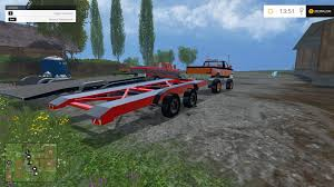 Gta 5 Truck And Boat Trailer