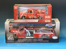 Two Diecast Model Fire Engines, Sun Star 1:18 Scale 1965 Chevrolet C ... Eds Custom 32nd Code 3 Diecast Fdny Fire Truck Seagrave Pumper W Buffalo Road Imports Washington Dc Ladder Fire Ladder Stephen Siller Tunnel To Towers 911 Commemorative Model Fire Truck Diecast Toysmith Sonic Diecast Metal Vehicle Ben Saladinos Die Cast Collection Ertl 1926 Dairy Queen 1 30 Bank Ebay Mini Trucks Toy 158 Remote Control Rc Daily Car Matchbox Freightliner M2 106 Pumper Gaz 53a Ats30 106a Scale 43 Model Car Ex Mag 164 Acmat Fptr 6x6 Engine Dx042