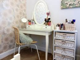 attractive ikea hack desk into vanity the pinterest project for