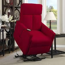 Morris Chair Recliner Mechanism by Prolounger Power Lift Chair Microfiber Recliner T Back Multiple