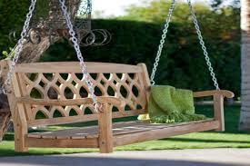 Wooden Garden Swing Seats For Adults