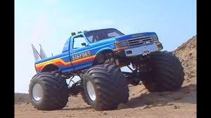 100 Bigfoot The Monster Truck BIGFOOT 8 In Sand Photoshoot Jun 1990 BIGFOOT 4x4 Inc YouTube