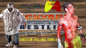 Generation Challenge Round 9: Backyard Wrestling 2 - YouTube Backyard Wrestling 2 There Goes The Neighborhood Usa Iso Ps2 Ultimate Backyard Wrestling Outdoor Fniture Design And Ideas Reverse Ryona Montage Youtube Dont Try This At Home Screensart Xbx Baseball 2003 Pc Nerd Bacon Reviews Music Spirit 3 Rookie To Legend Episode 1 Character Epic Fail There Goes Neighborhood Xbox Stantoncyns Soup