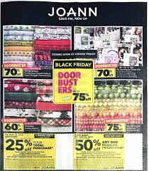 Joann Black Friday 2019 Ad, Deals And Sales