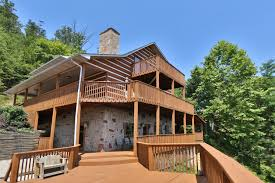 4 Bedroom Cabins In Pigeon Forge by 6 Bedroom Bedrooms Smoky Mountain Cabin Rentals