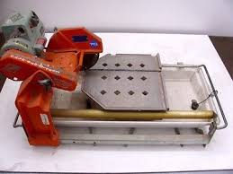 Qep Wet Tile Saw 22650 by Used Wet Tile Saw Zeppy Io
