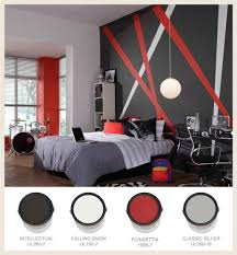 delightful ideas red and grey bedroom red and grey bedroom