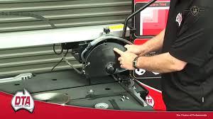 Mk 101 Tile Saw Motor by Dta Centaur Series 2 Wet Saw Youtube