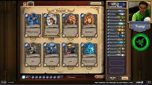 hearthstone priest deck beginner s basic cards only mage and priest deck as seen on his