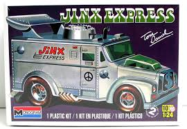 Jinx Express Tom Daniel Monogram 85-6899 1/25 New Truck Model Kit ... 2012 Attack Of The Plastic Photographs The Crittden Automotive Models Mark Twain Hobby Center Revell Iveco Stralis Truck Model Kit Amazoncouk Toys Italeri Freightliner Fld Arrow Scale Auto Magazine For Mack Kits Pictures 2010 Aoshima 124 Cal Look Toyota Hilux Rn30 Single Cab Short 125 Kenworth W900 Wrecker Games German 6x4 Krupp Protze With 3 Figures Tamiya 35317 Pin By Tim On Trucks Pinterest 350 Best Old School Images Cars Kits And