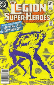 DC Comicss Legion Of Super Heroes Issue 302