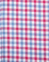 english laundry gingham check dress shirt in pink for men lyst