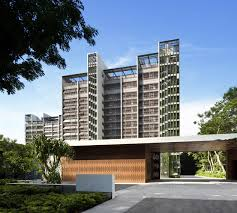 100 The Boulevard Residences Goodwood Residence WOHA ArchDaily