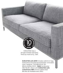 Karlstad Sofa Metal Legs by Karlstad Sofa Isunda Grey Google Search Our House Pinterest