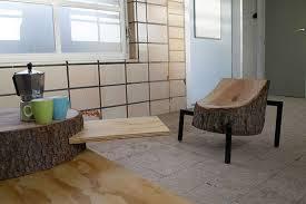 deco tronc d arbre déco table chaise faites troncs arbres le tronc d arbre entre