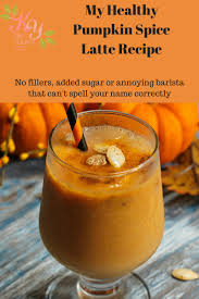 Low Fat Pumpkin Spice Latte by My Favorite And Healthy Pumpkin Spice Latte Recipe U2014 Kim Young