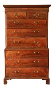 Kent Coffey French Provincial Dresser by Vintage U0026 Used Brown Highboys Chairish