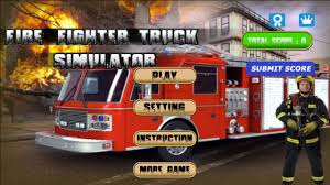 FIRE TRUCK SIMULATOR APK Download - Free Simulation GAME For Android ...