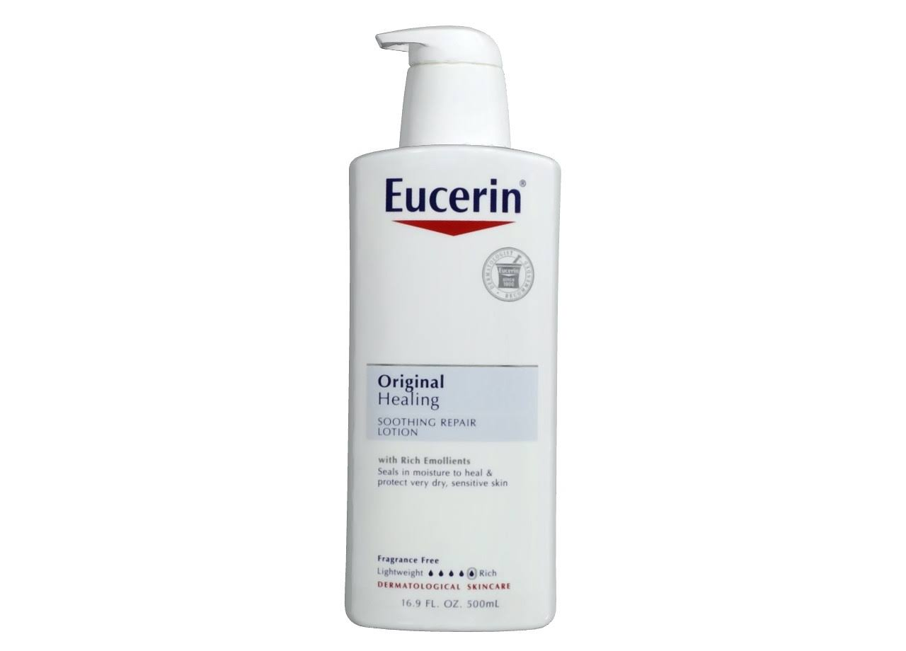 Eucerin Original Healing Lotion - 16.9 fl oz