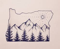 1280x1045 Something Likes This But With Colorado Tattoos Pinterest