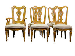 New Listing Set Of 6 Vintage Henredon Dining Chairs Henredon Ding Table W 2 Leaves Loveseat Vintage Mid Century Modern Tables Updated Prodigal Pieces Outstanding Room Fniture Ideas Sold Set 6 Chairs And Oval Table With Leaves Very Good Cdition From Mara Home Of Permanently Closed Mahogany Room Ideas Ralph Lauren Graham Club Armchair Navy Blue Leather And Chairs Overwhelming Campaign Best Ipirations For Decor Viyet Designer Claw Stunning Stamped 8 Walnut