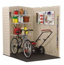 shop rubbermaid roughneck storage shed common 5 ft x 4 ft