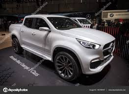 Mercedes-Benz Concept X-Class Pickup Truck – Stock Editorial Photo ... 2018 Mercedesbenz Xclass Pickup First Drive Review Car And Driver Xclass Truck Hicsumption 2017 Glt Spied In Spain Aoevolution Cadillac Models Mercedes Benz Jlfbei Reveals Concepts Stockholm Autotraderca Enters Market With Allnew Pickup Truck Protype Front Three Quarter Motor Trend This Bmw Rival To The Could Be A Official Details Pictures Video Of New Will Concept Hit Paris X Class 4k 8k Wallpaper