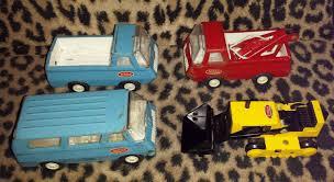 100 Vintage Tonka Truck 60s 70s Miniature TONKA Diecast S Lot Of 4
