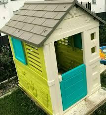 smoby pretty haus spielhaus für kinder mit küche 6 monate