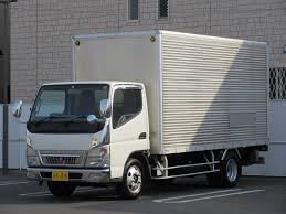 TRUCK-BANK.com - Japanese Used 21 Truck - MITSUBISHI FUSO CANTER KK ...