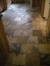 Regrout Old Tile Floor by Light Slate Tile Kitchen Remodel Interior Home Page