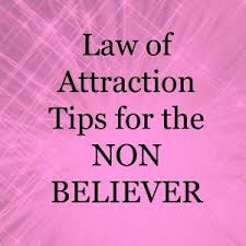 If Youre A Little Sceptical About The Law Of Attraction These Simple