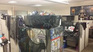 Halloween Cubicle Decorating Contest by Halloween With Parker Noa Parker Staffing Services
