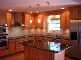 breathtaking cost of pot light galleries large size of kitchen