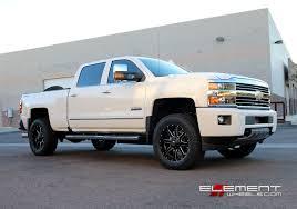 Chevrolet Silverado 2500 Wheels | Custom Rim And Tire Packages