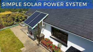 My Simple Solar Power System - YouTube Ground Mounted Solar Top 3 Things You Should Know Energysage Home Power System Design Gkdescom Built 15 Steps With Pictures Best For Photos Interior Ideas Gujarat To Install Solar Panels On 300 Houses Ergynext How Go Dewa A Simple Guide Proptyfinderae Blog Panels Michydro Offgrid Systems Fsrl Projects And Control Of Modular Bestsun Cheap 2000w Offgrid Or Residential Beautiful Panel Outstanding Typical Electrical Wiring Diagram