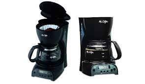 Mr Coffee 4 Cup Filter Size Drx5 Programmable Coffeemaker Black Best