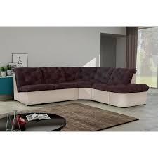 canap bicolore canapé d angle clac bicolore achat vente canapé sofa divan