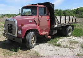 100 1975 Ford Truck For Sale 7000 Flatbed Dump Item I4173 Sold June