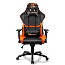 chaise de bureau bureau en gros fauteuil de jeu armor noir 3mgc1nxb 0001 staples